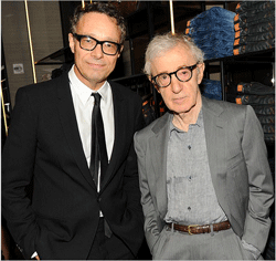 Hugo-Boss - Woody Allen