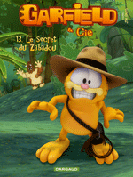 Le-secret-de-Zabadu-Garfield-T13